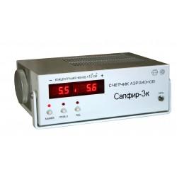 Air Ion Counter Sapphire 3K