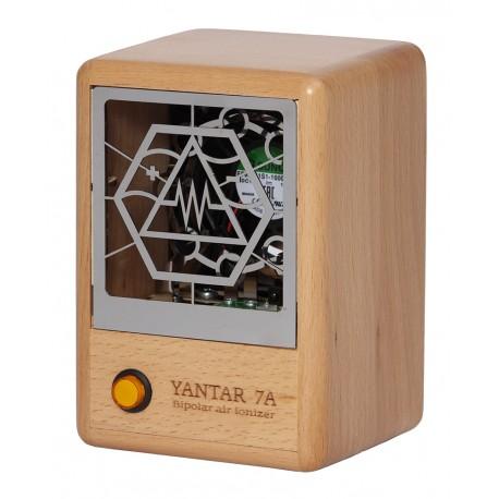 Биполярный ионизатор воздуха Янтарь-7А бук