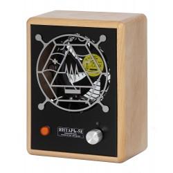 Биполярный ионизатор воздуха Янтарь-5Е бук