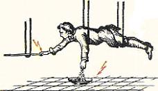 пыт с электризацией человека